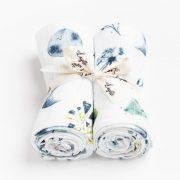 Pure bambusz babatakaró csomag - Holdfény