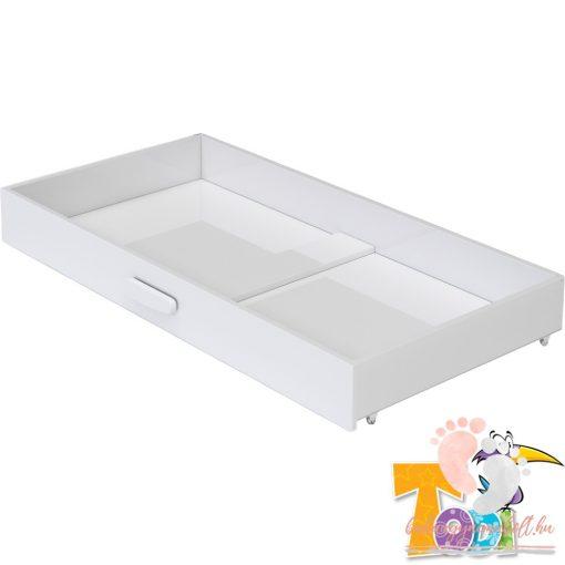Todi Bianco gurulós ágyneműtartó 70x140-es babaágyhoz