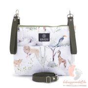 Könnyű álom babakocsi táska - Szafari
