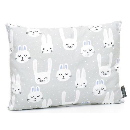 minky párna - Funny Bunny fehér