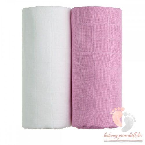 Tetra kifogó válogatás 2db - Fehér rózsaszín