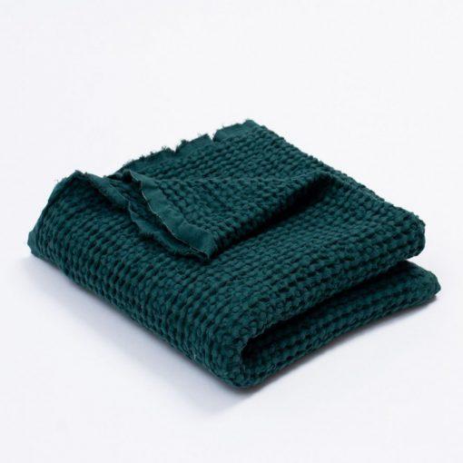 Nature bohém takaró - Zöld
