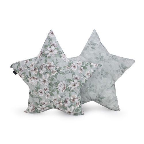 Könnyű álom csillag párna - Vintage flowers