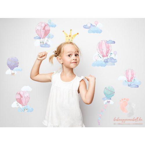 Falmatrica - Rózsaszín léggömbök