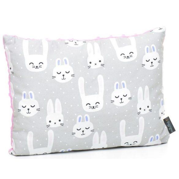 Pihe-puha minky párna - Funny Bunny rózsaszín