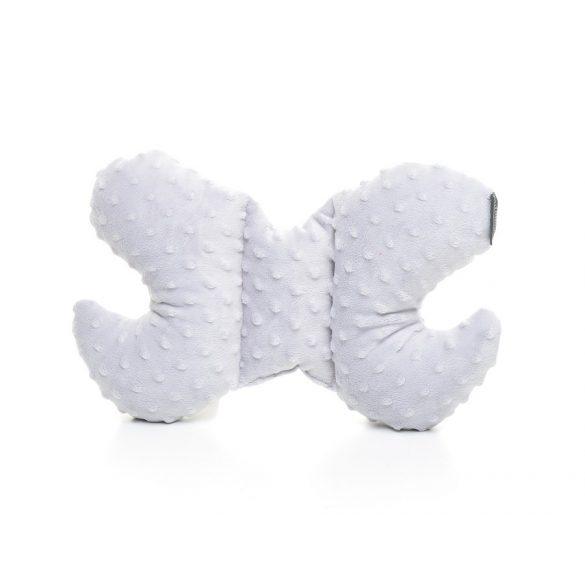 Pihe-puha pillangó párna - PóniÁlom szürke