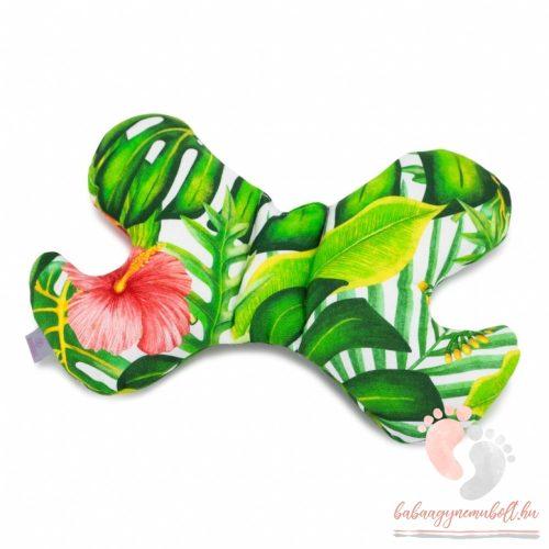Makaszka bambusz pillangó párna - Tropical