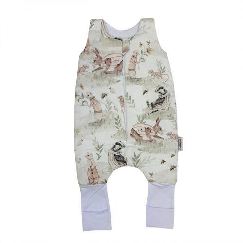 Pihe-puha nyálkendő - Színes szívek rózsaszín