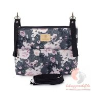 Könnyű álom babakocsi táska - Midnight roses