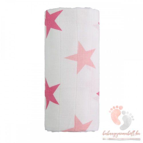 Tetra kifogó XXL - Rózsaszín óriás csillagos