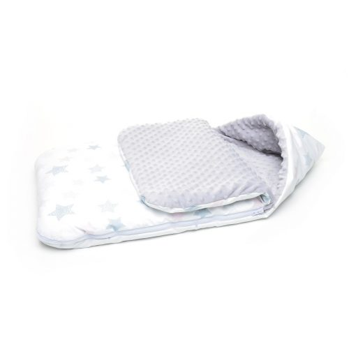 Pihe-puha babakocsi bundazsák - PóniÁlom szürke 50x120 cm