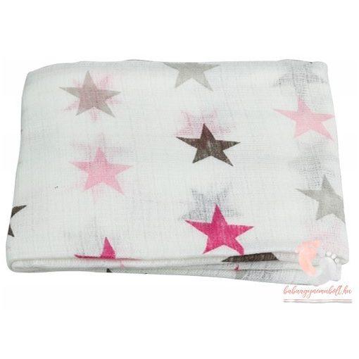 Tetra pelenka - Rózsaszín óriáscsillagos