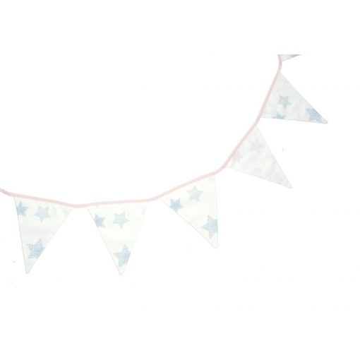 Pihe-puha girland - PóniÁlom rózsaszín