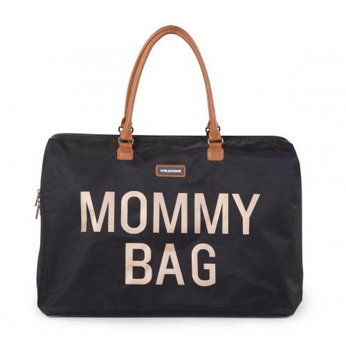 Mommy Bag - Big black gold