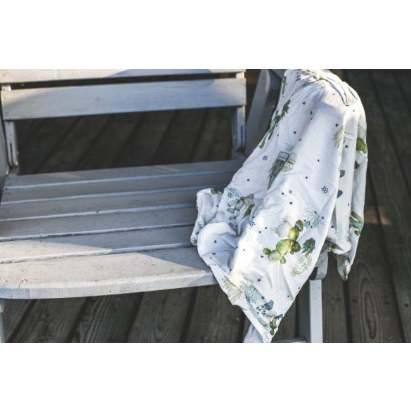 Deluxe bambusz takaró - Cameleon