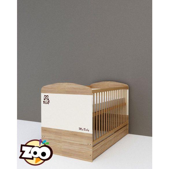 TODI ZOO - átalakítható ágy 140*70-es