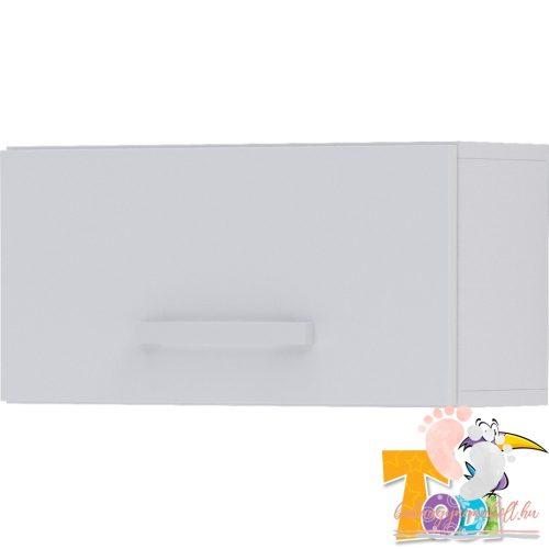 Todi White Bunny - felnyílós kis szekrény