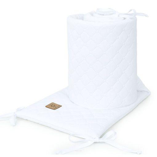Prémium velvet rácsvédő - Fehér