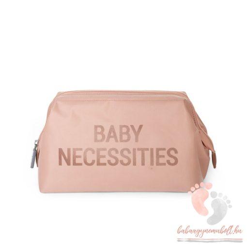 Baby Necessities - pink copper