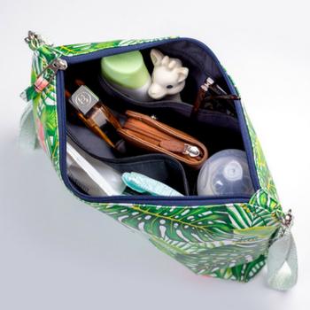 ökológiai bőr babakocsi táska
