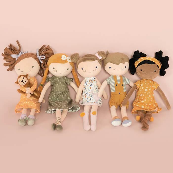 Melyik Little Dutch babát válasszam? Most megismerheted őket!