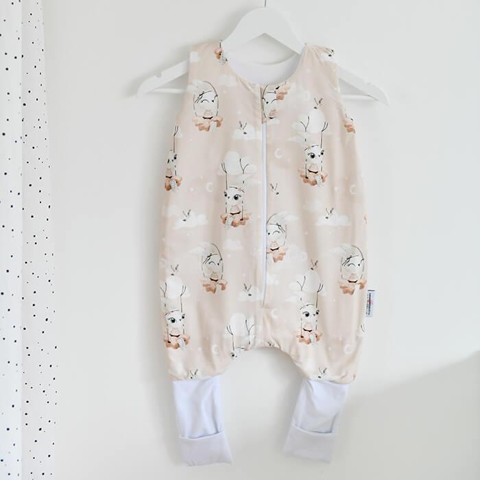 Folyton kitakarózik a baba? Itt a tipegő hálózsák!